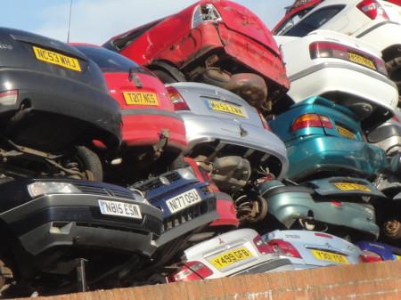 Uk Car Scrappage